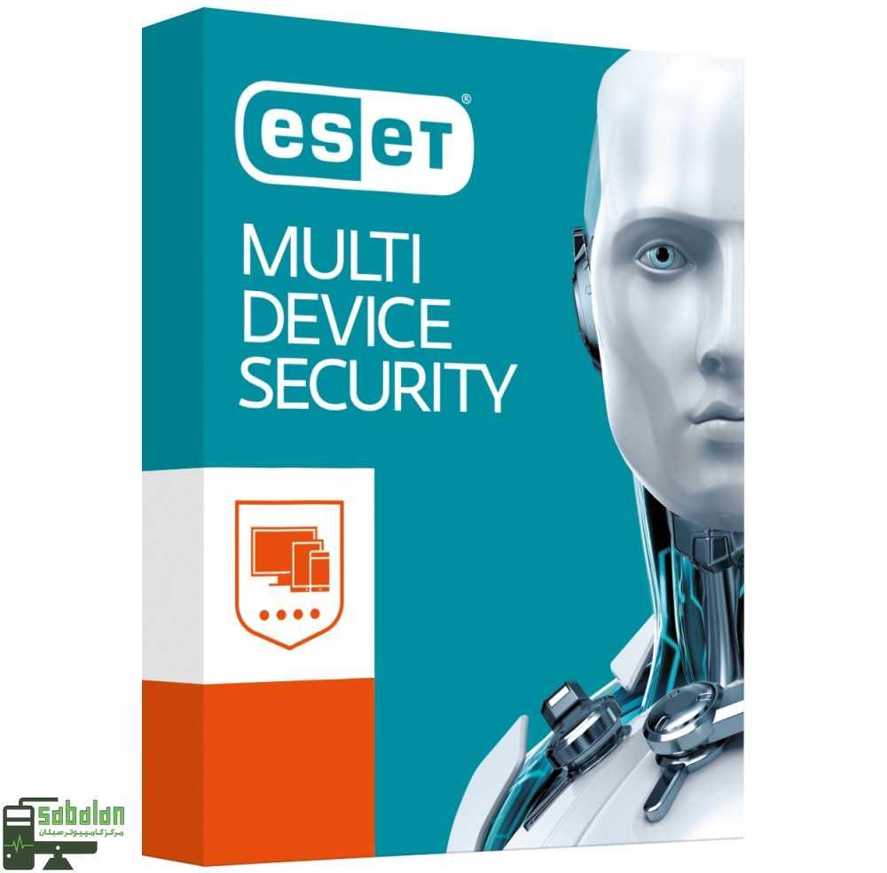 آنتی ویروس نود32 نسخه ESET Multi Device Security (اورجینال)
