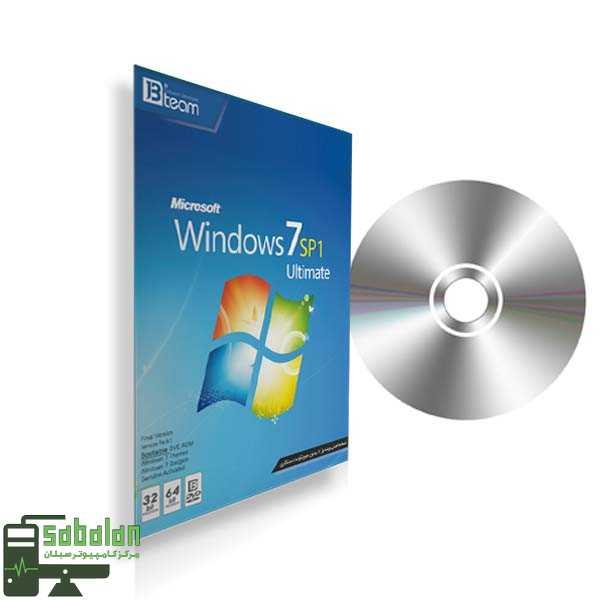 ویندوز ۷ آپدیت جدید شرکت جی بی تیم