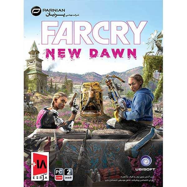 بازی Farcry New Dawn مخصوص pc نشر پرنیان