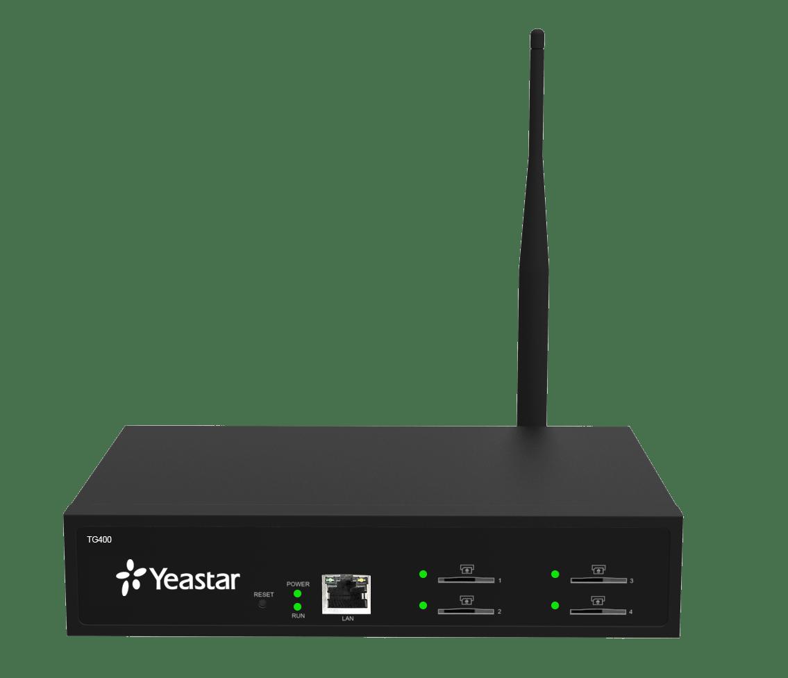 گیتوی  ویپ VoIP GSM Gateway TG۴۰۰