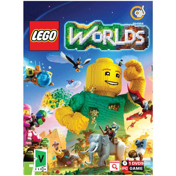 بازی کامپیوتری LEGO Worlds شرکت گردو