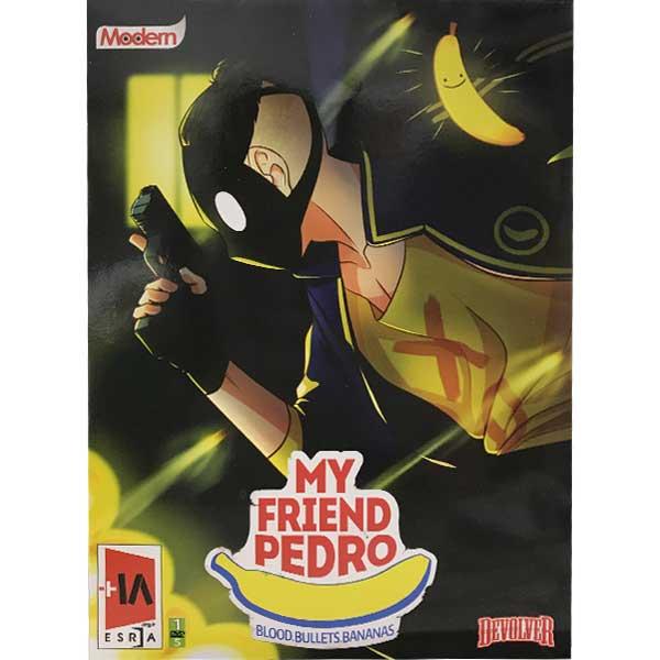بازی کامپیوتری My Friend Pedro شرکت مدرن