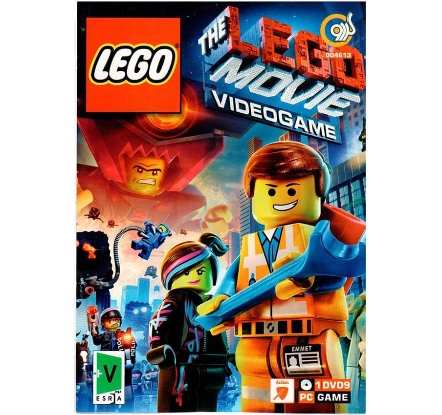 بازی کامپیوتری The Lego Movie شرکت گردو